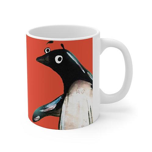 Paul The Penguin Mug