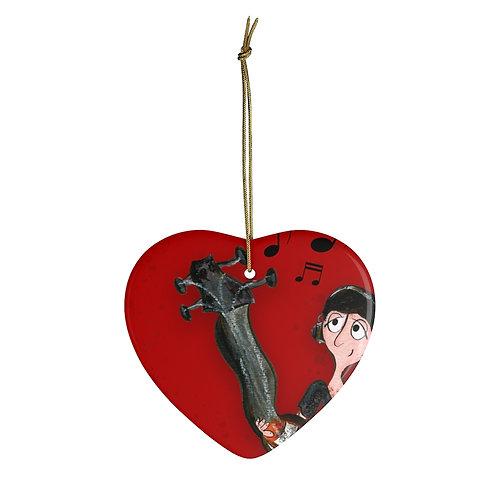 McCartney Ornament