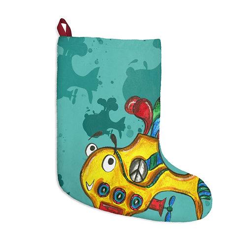 Yellow Submarine Stocking