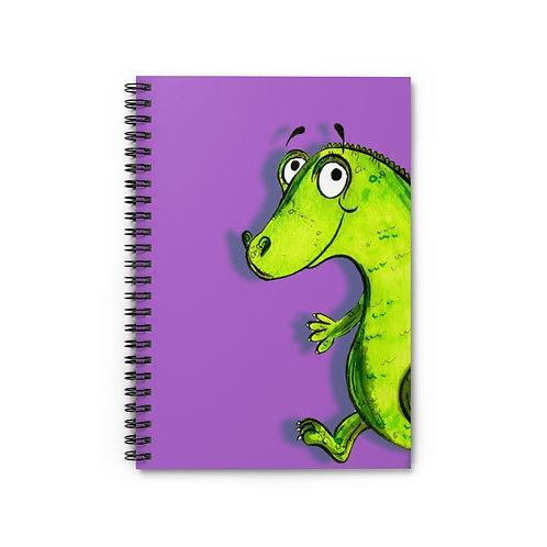 Clare The Crocodile Notebook