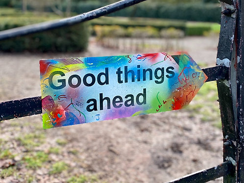 Good Things Ahead - POSITIVE SIGNS SET