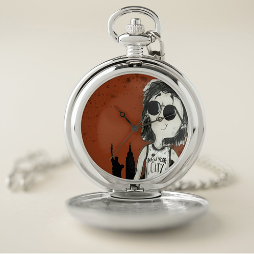 John Lennon Pocket Watch