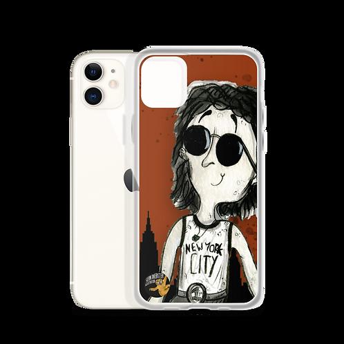 Lennon iPhone Case