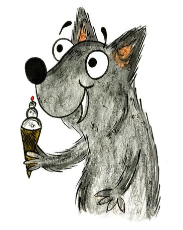 A Summer Wolf