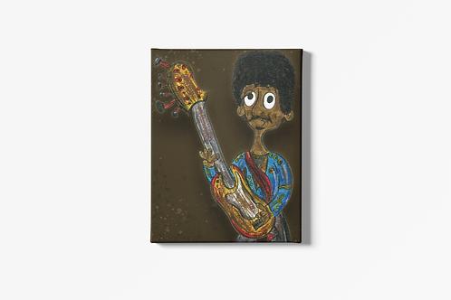 Hendrix Canvas