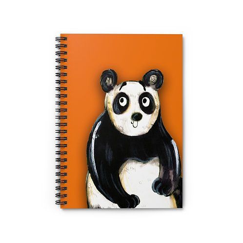 Peter The Panda Notebook