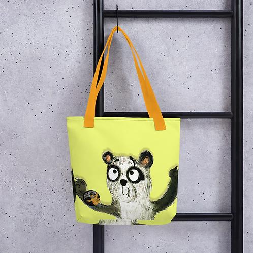 Patrick The Panda Tote