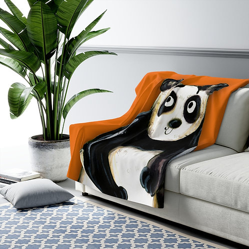 Peter The Panda Blanket