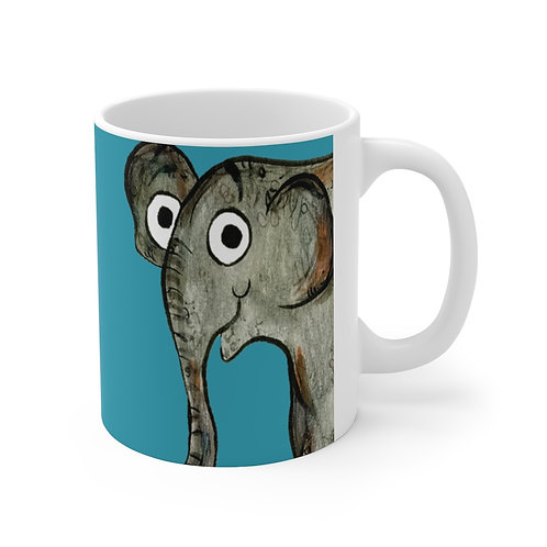 Erin The Elephant Mug