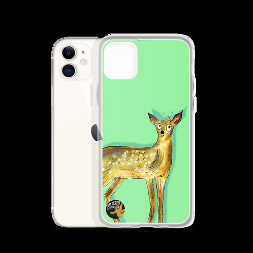 Darren The Deer iPhone Case