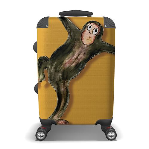 Matthew The Monkey Suitcase