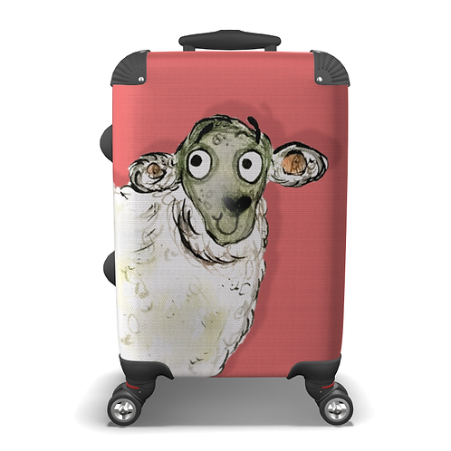 Sarah The Sheep Suitcase