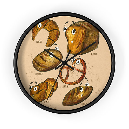The Breads Clock