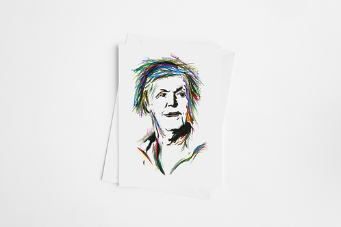 Paul McCartney Card
