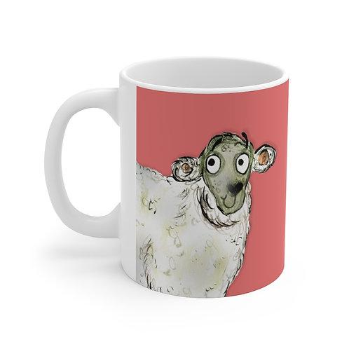 Sarah The Sheep Mug