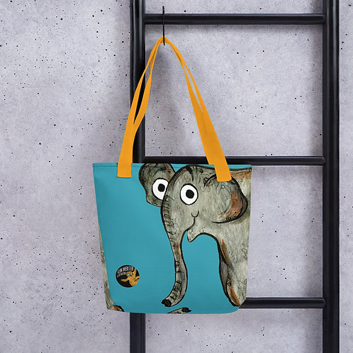 Erin The Elephant Tote