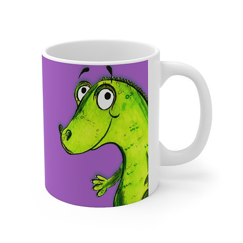 Clare The Crocodile Mug