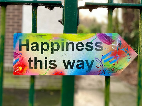 Happiness This Way - POSITIVE SIGNS SET