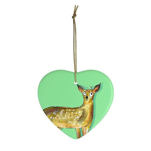 Darren The Deer Ornament