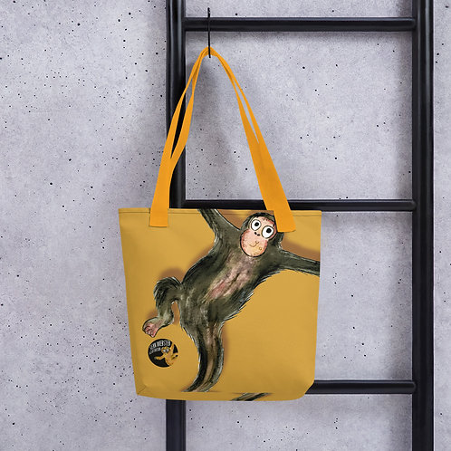 Matthew The Monkey Tote