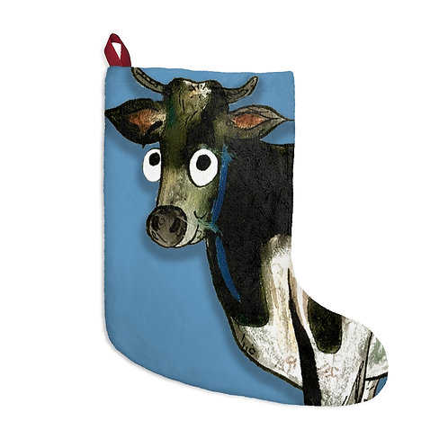 Colin The Cow Stocking