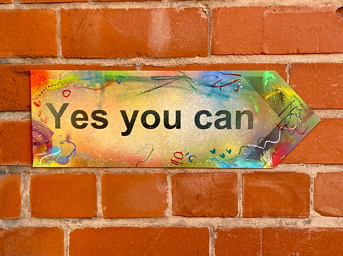 Yes You Can - POSITIVE SIGNS SET