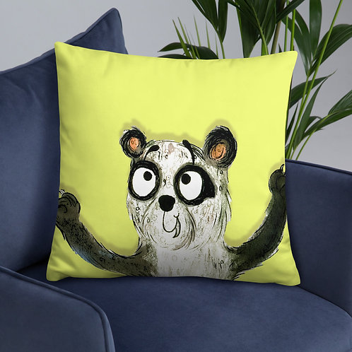 Patrick The Panda Cushion