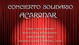 Concierto Solidario Acaronar - 25 Aniversario