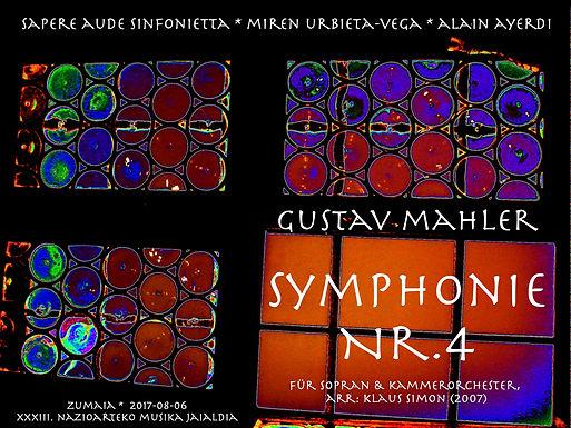 XXXIII Festival Internacional de Música de Zumaia, 20:00
