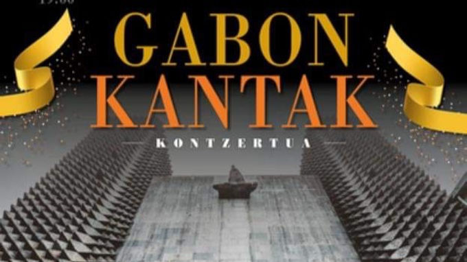 eConcierto Gabon Kantak