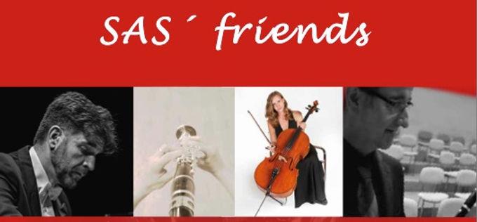 SAS´  FRIENDS