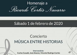 """Presentación del CD """"Música entre historias"""""""