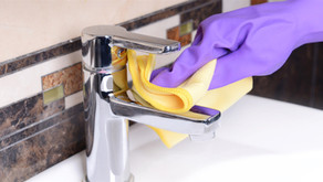 Disinfect your house - kill the flu virus