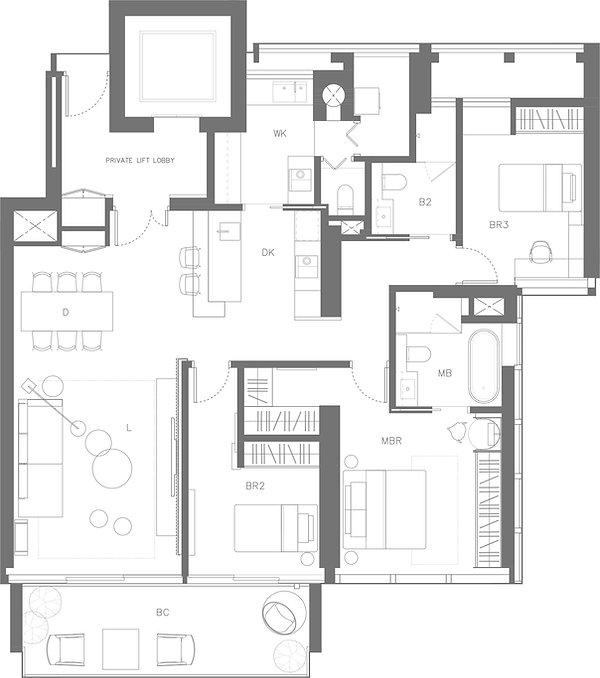 Marina One Residences - Website-Model.jp