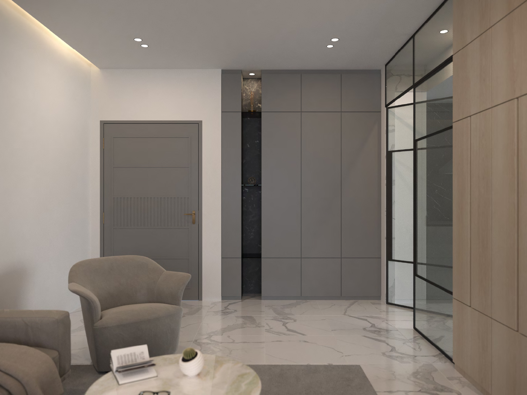 001 - Foyer