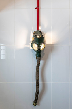 34 Bathroom Light