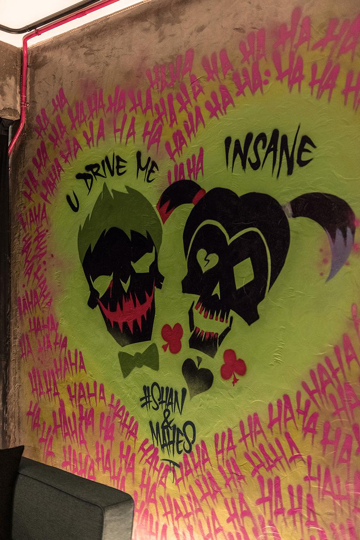 11 Living Graffiti