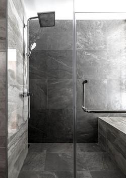 18 Master Bath + Shower