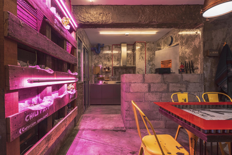 24 Kitchen Elevation