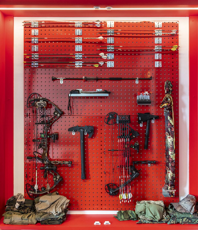 45 Archer tools