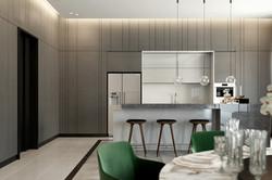 LV108 Dry Kitchen