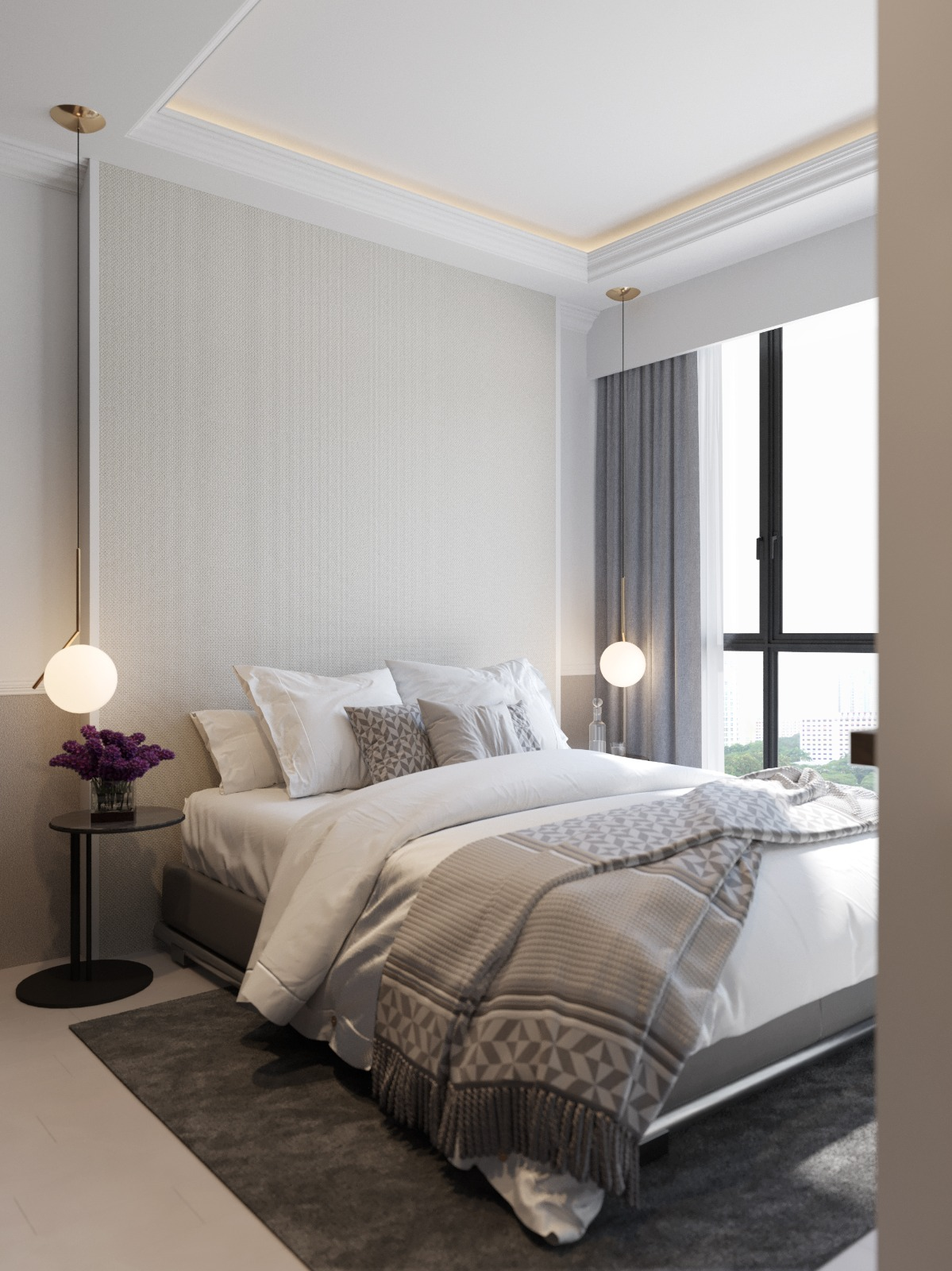 007 Master Bedroom