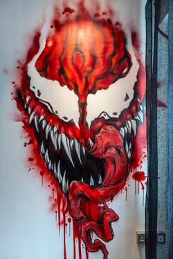 41 Graffiti at Reading Rm