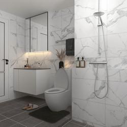 010 Common Bathroom