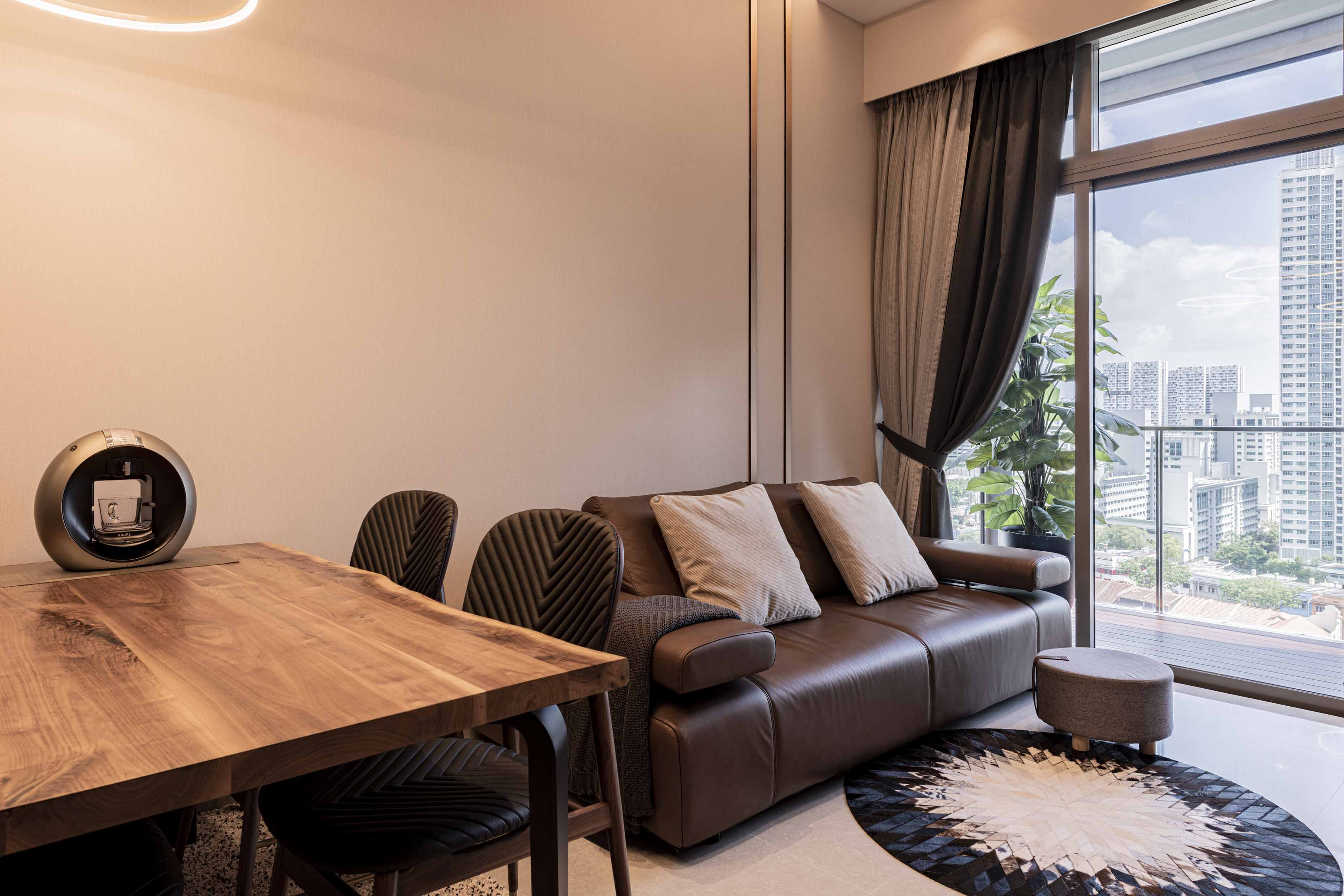 006 - Living Sofa