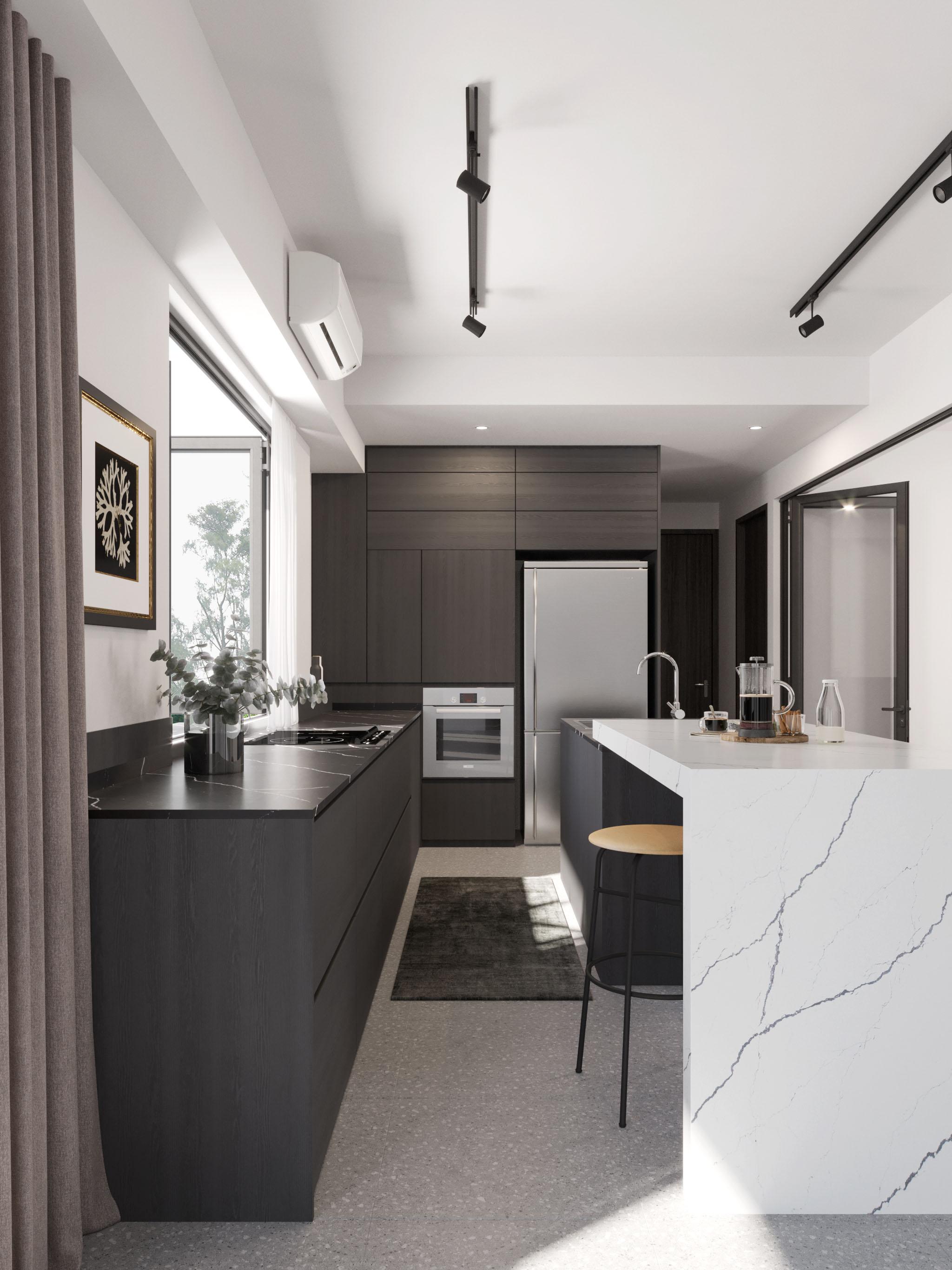 001 - Kitchen - Lo