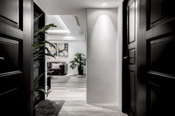 28 Passageway + Living