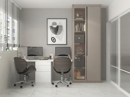10 CHEAP AND EASY WAYS TO LEVEL UP YOUR HOME OFFICE