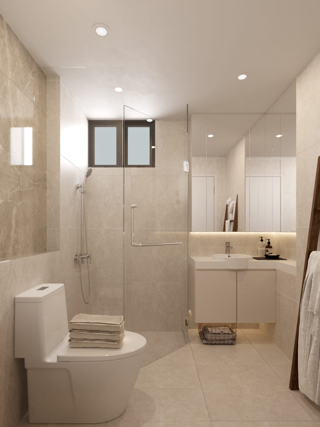 14 - Common Bathroom