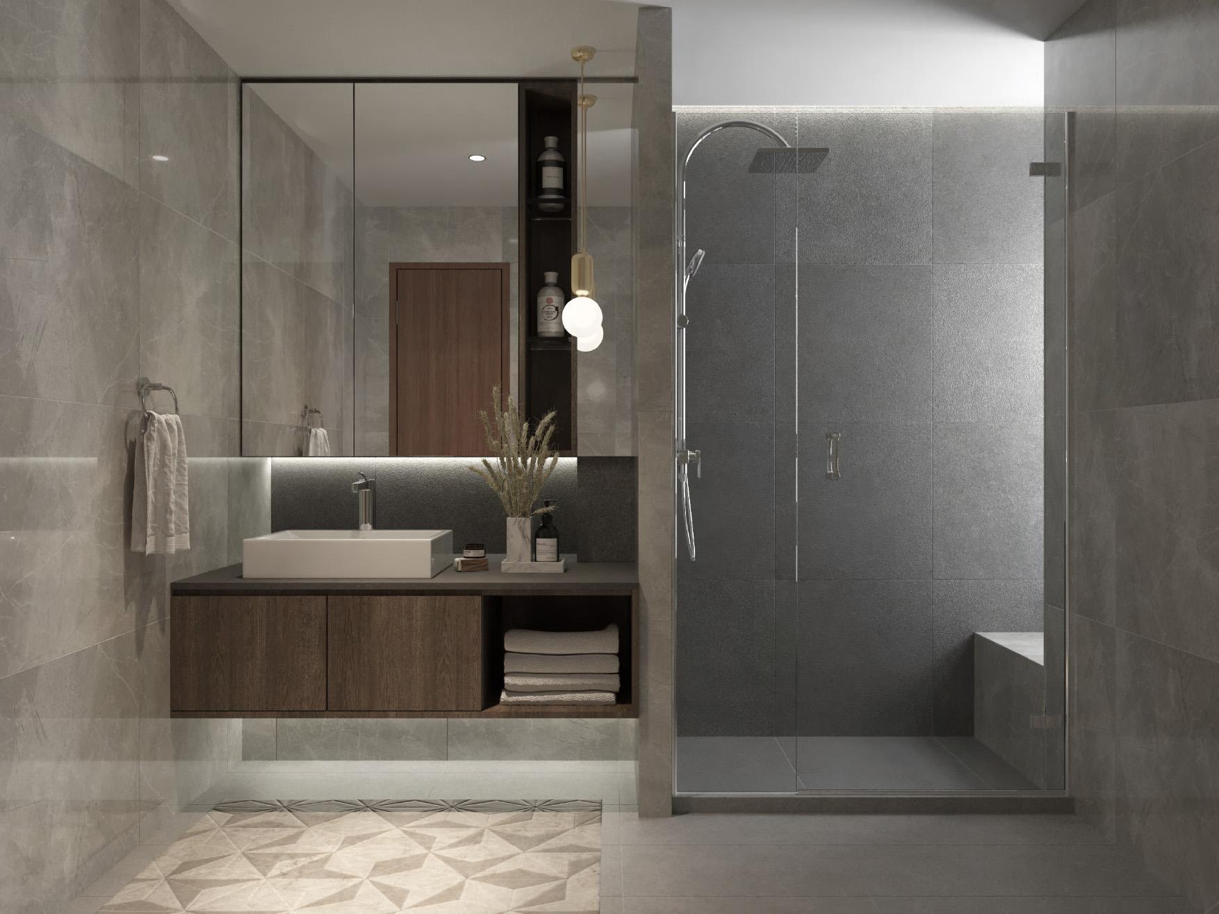 009 - Master Bath